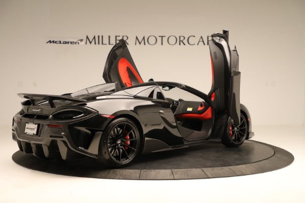 Used 2020 McLaren 600LT Spider for sale $249,900 at Maserati of Greenwich in Greenwich CT 06830 21