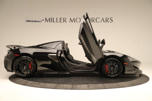 Used 2020 McLaren 600LT Spider for sale $249,900 at Maserati of Greenwich in Greenwich CT 06830 22