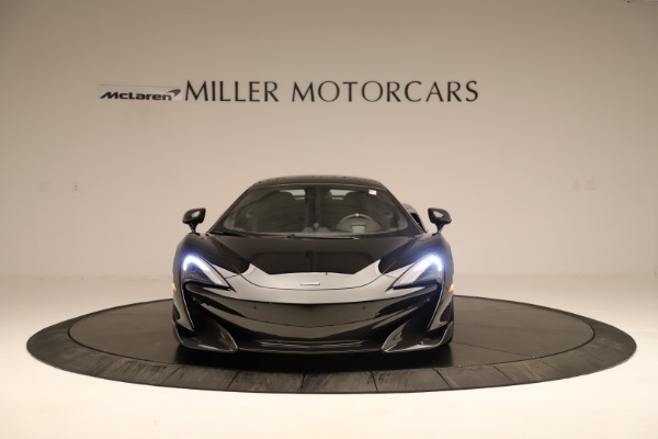 Used 2020 McLaren 600LT Spider for sale $249,900 at Maserati of Greenwich in Greenwich CT 06830 8