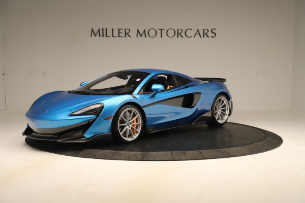 New 2020 McLaren 600LT SPIDER Convertible for sale $303,059 at Maserati of Greenwich in Greenwich CT 06830 10