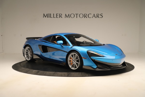 New 2020 McLaren 600LT SPIDER Convertible for sale $303,059 at Maserati of Greenwich in Greenwich CT 06830 16
