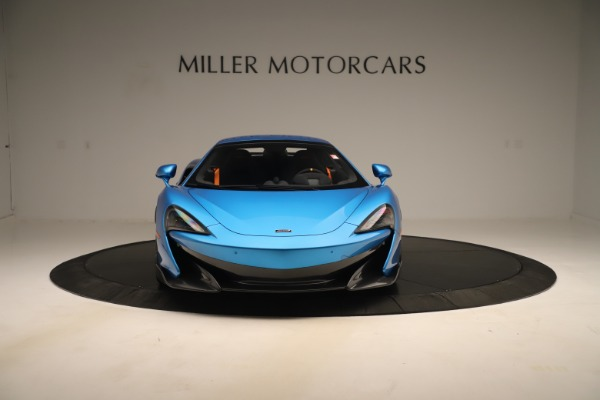 New 2020 McLaren 600LT SPIDER Convertible for sale $303,059 at Maserati of Greenwich in Greenwich CT 06830 9