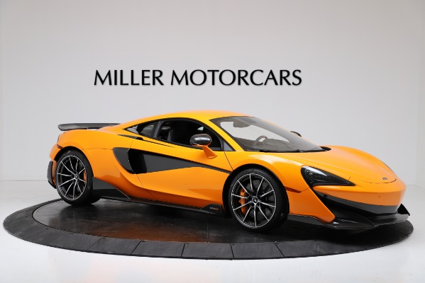 New 2019 McLaren 600LT Coupe for sale $279,310 at Maserati of Greenwich in Greenwich CT 06830 10