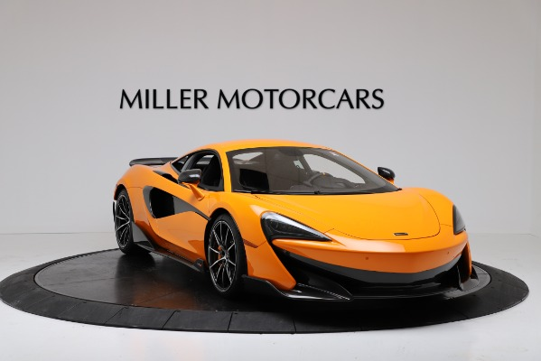 New 2019 McLaren 600LT Coupe for sale $279,310 at Maserati of Greenwich in Greenwich CT 06830 11