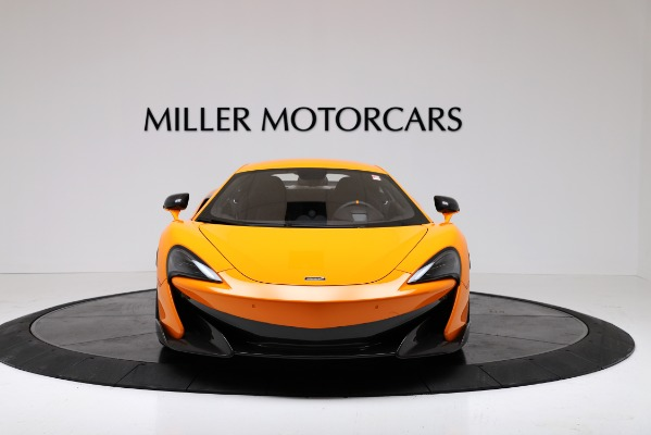 New 2019 McLaren 600LT Coupe for sale $279,310 at Maserati of Greenwich in Greenwich CT 06830 12