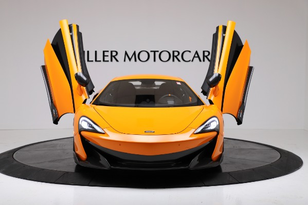 New 2019 McLaren 600LT Coupe for sale $279,310 at Maserati of Greenwich in Greenwich CT 06830 13