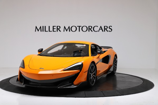 New 2019 McLaren 600LT Coupe for sale $279,310 at Maserati of Greenwich in Greenwich CT 06830 2