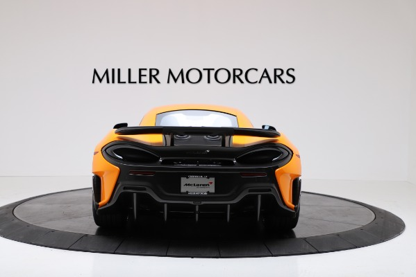 New 2019 McLaren 600LT Coupe for sale $279,310 at Maserati of Greenwich in Greenwich CT 06830 6