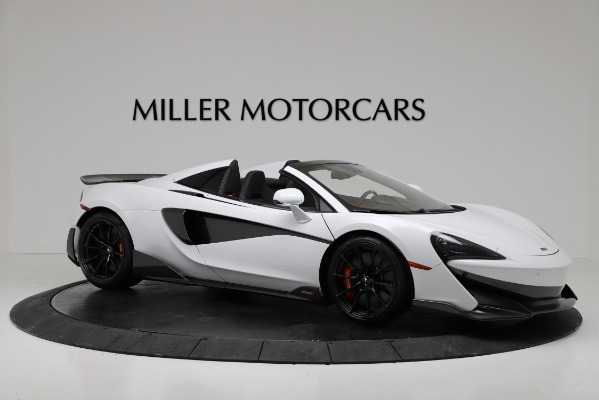 New 2020 McLaren 600LT Convertible for sale Sold at Maserati of Greenwich in Greenwich CT 06830 10