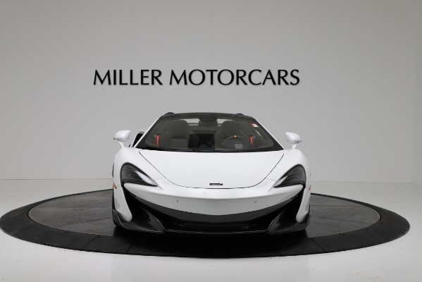 New 2020 McLaren 600LT Convertible for sale Sold at Maserati of Greenwich in Greenwich CT 06830 12