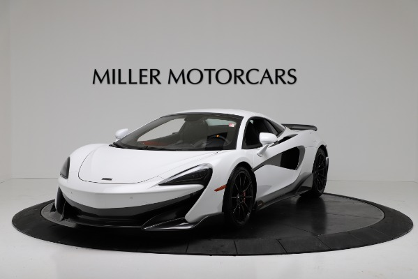 New 2020 McLaren 600LT Convertible for sale Sold at Maserati of Greenwich in Greenwich CT 06830 13