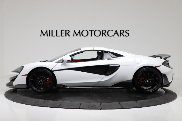New 2020 McLaren 600LT Convertible for sale Sold at Maserati of Greenwich in Greenwich CT 06830 14
