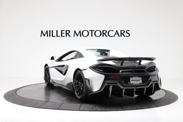 New 2020 McLaren 600LT Convertible for sale Sold at Maserati of Greenwich in Greenwich CT 06830 15