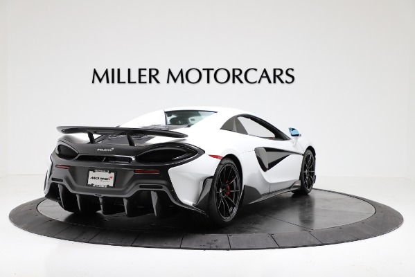 New 2020 McLaren 600LT Convertible for sale Sold at Maserati of Greenwich in Greenwich CT 06830 16