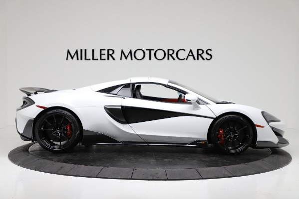 New 2020 McLaren 600LT Convertible for sale Sold at Maserati of Greenwich in Greenwich CT 06830 17