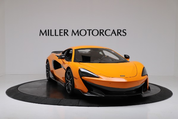 New 2019 McLaren 600LT for sale $279,310 at Maserati of Greenwich in Greenwich CT 06830 11
