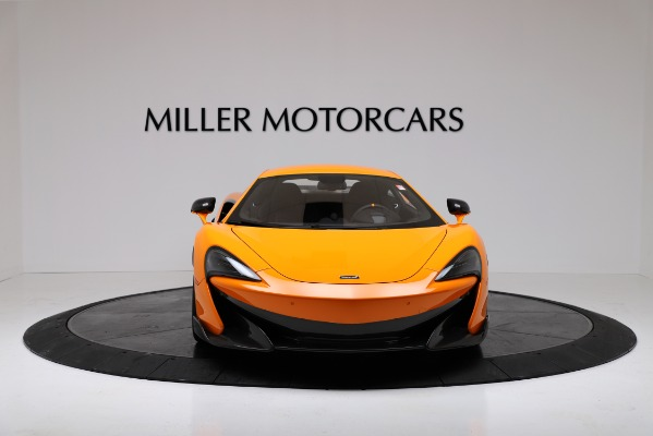 New 2019 McLaren 600LT for sale $279,310 at Maserati of Greenwich in Greenwich CT 06830 12