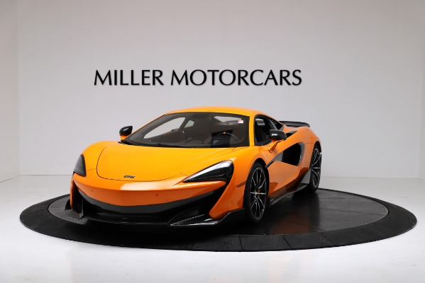 New 2019 McLaren 600LT for sale $279,310 at Maserati of Greenwich in Greenwich CT 06830 2