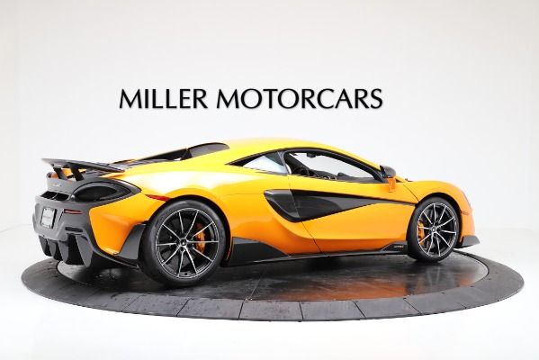 New 2019 McLaren 600LT for sale $279,310 at Maserati of Greenwich in Greenwich CT 06830 8