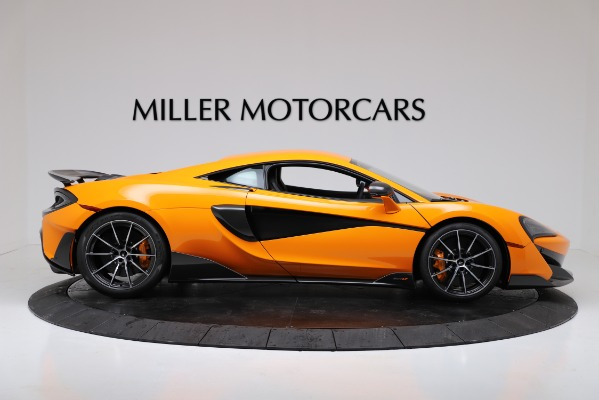New 2019 McLaren 600LT for sale $279,310 at Maserati of Greenwich in Greenwich CT 06830 9