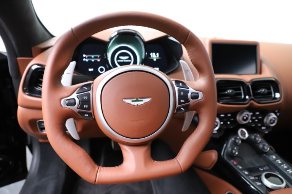 New 2020 Aston Martin Vantage Coupe for sale Sold at Maserati of Greenwich in Greenwich CT 06830 21