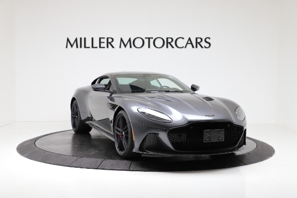 New 2019 Aston Martin DBS Superleggera Coupe for sale $354,221 at Maserati of Greenwich in Greenwich CT 06830 10