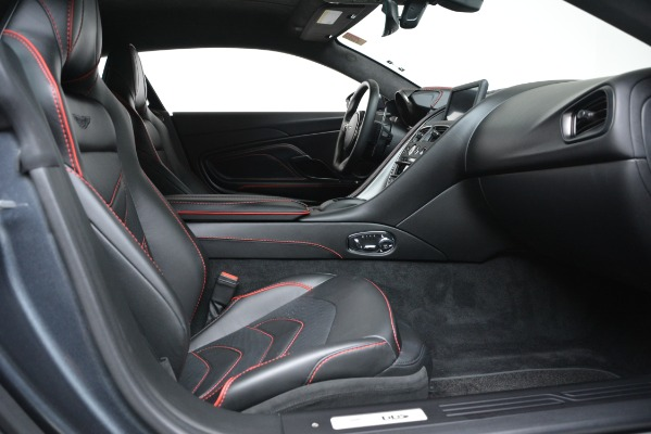 New 2019 Aston Martin DBS Superleggera Coupe for sale $354,221 at Maserati of Greenwich in Greenwich CT 06830 15
