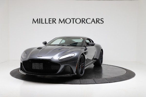 New 2019 Aston Martin DBS Superleggera Coupe for sale $354,221 at Maserati of Greenwich in Greenwich CT 06830 2