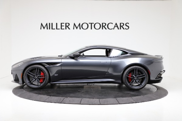 New 2019 Aston Martin DBS Superleggera Coupe for sale $354,221 at Maserati of Greenwich in Greenwich CT 06830 3