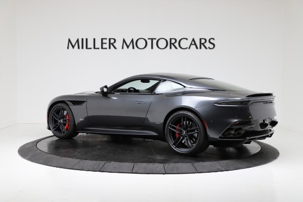 New 2019 Aston Martin DBS Superleggera Coupe for sale $354,221 at Maserati of Greenwich in Greenwich CT 06830 4