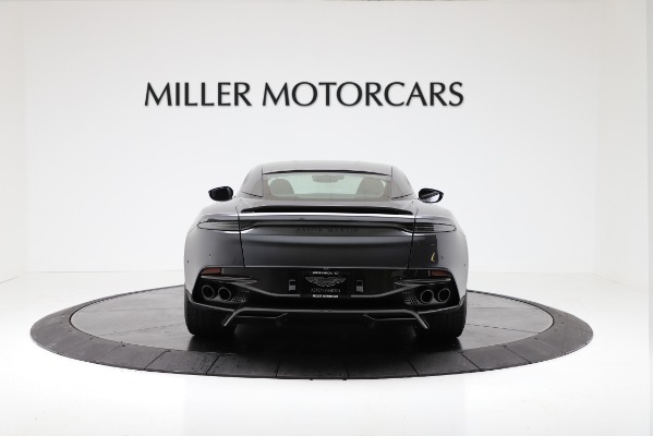 New 2019 Aston Martin DBS Superleggera Coupe for sale $354,221 at Maserati of Greenwich in Greenwich CT 06830 5