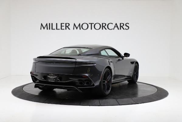 New 2019 Aston Martin DBS Superleggera Coupe for sale $354,221 at Maserati of Greenwich in Greenwich CT 06830 6