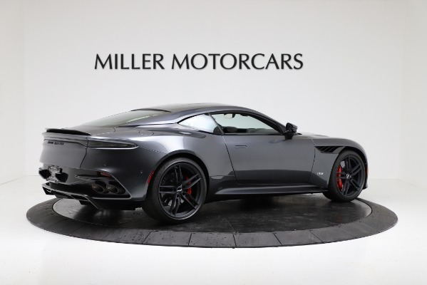 New 2019 Aston Martin DBS Superleggera Coupe for sale $354,221 at Maserati of Greenwich in Greenwich CT 06830 7