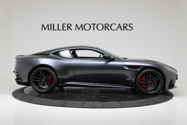 New 2019 Aston Martin DBS Superleggera Coupe for sale $354,221 at Maserati of Greenwich in Greenwich CT 06830 8