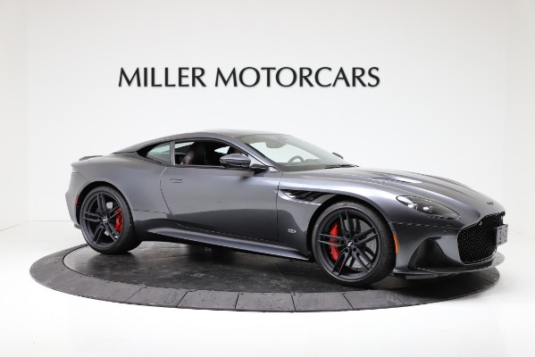 New 2019 Aston Martin DBS Superleggera Coupe for sale $354,221 at Maserati of Greenwich in Greenwich CT 06830 9