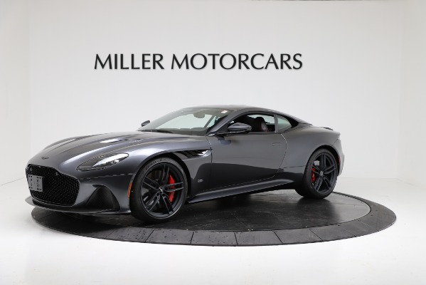 New 2019 Aston Martin DBS Superleggera Coupe for sale $354,221 at Maserati of Greenwich in Greenwich CT 06830 1