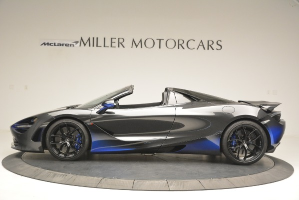 New 2020 McLaren 720s Spider for sale Sold at Maserati of Greenwich in Greenwich CT 06830 11