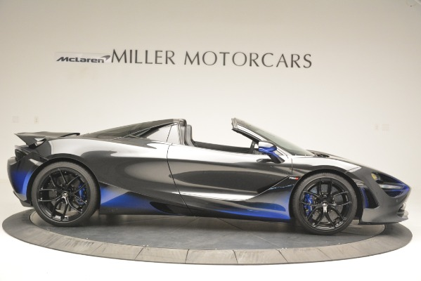 New 2020 McLaren 720s Spider for sale Sold at Maserati of Greenwich in Greenwich CT 06830 15