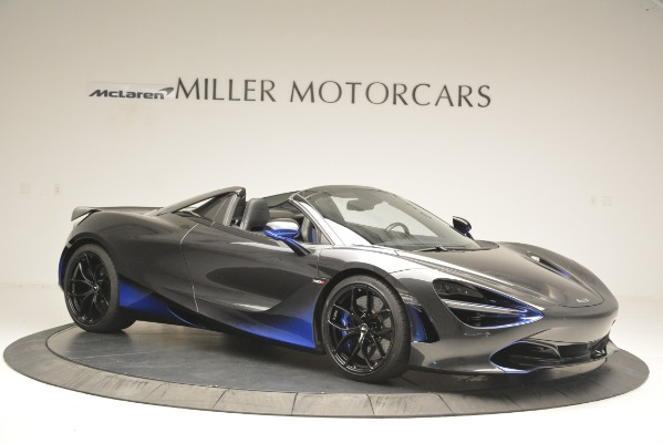 New 2020 McLaren 720s Spider for sale Sold at Maserati of Greenwich in Greenwich CT 06830 16
