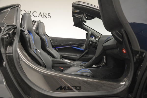 New 2020 McLaren 720s Spider for sale Sold at Maserati of Greenwich in Greenwich CT 06830 23