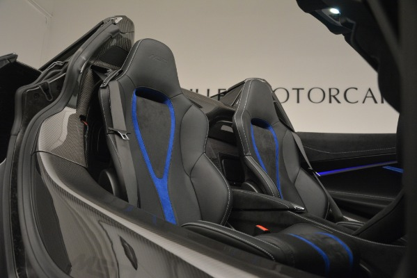 New 2020 McLaren 720s Spider for sale Sold at Maserati of Greenwich in Greenwich CT 06830 25