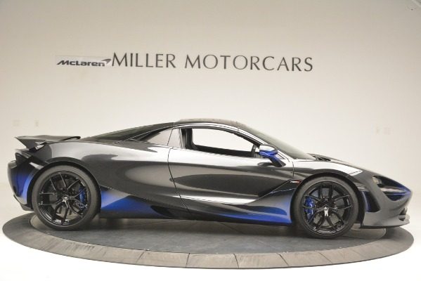 New 2020 McLaren 720s Spider for sale Sold at Maserati of Greenwich in Greenwich CT 06830 7