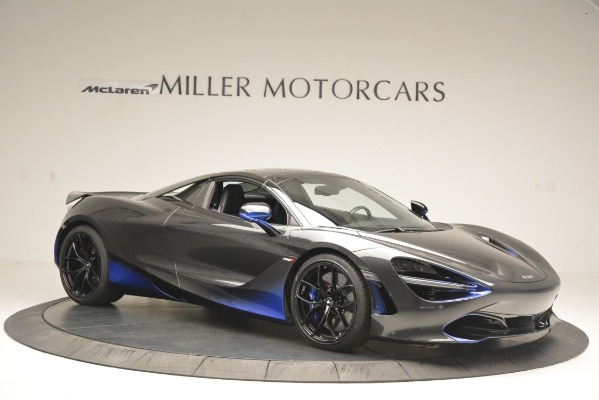 New 2020 McLaren 720s Spider for sale Sold at Maserati of Greenwich in Greenwich CT 06830 8