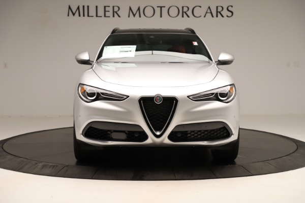New 2019 Alfa Romeo Stelvio Ti Sport Q4 for sale Sold at Maserati of Greenwich in Greenwich CT 06830 12