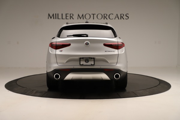New 2019 Alfa Romeo Stelvio Ti Sport Q4 for sale Sold at Maserati of Greenwich in Greenwich CT 06830 6