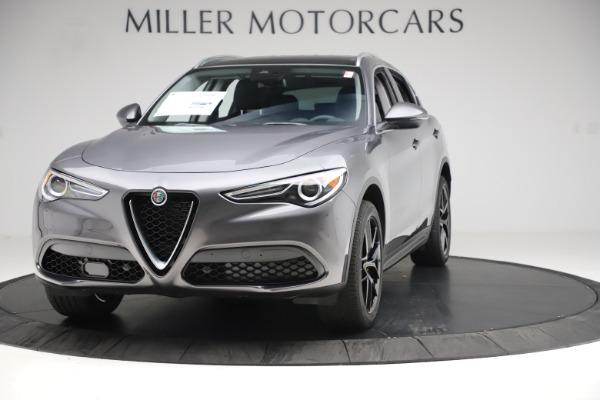 New 2019 Alfa Romeo Stelvio Ti Q4 for sale Sold at Maserati of Greenwich in Greenwich CT 06830 1