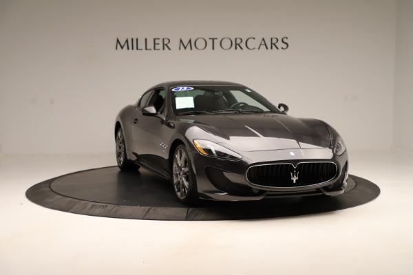 Used 2013 Maserati GranTurismo Sport for sale Sold at Maserati of Greenwich in Greenwich CT 06830 11