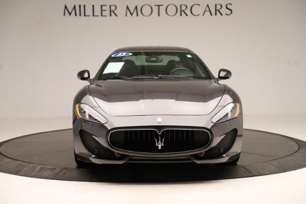 Used 2013 Maserati GranTurismo Sport for sale Sold at Maserati of Greenwich in Greenwich CT 06830 12