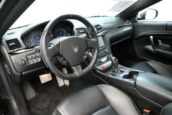 Used 2013 Maserati GranTurismo Sport for sale Sold at Maserati of Greenwich in Greenwich CT 06830 13