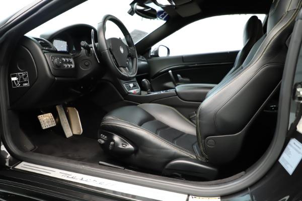 Used 2013 Maserati GranTurismo Sport for sale Sold at Maserati of Greenwich in Greenwich CT 06830 14